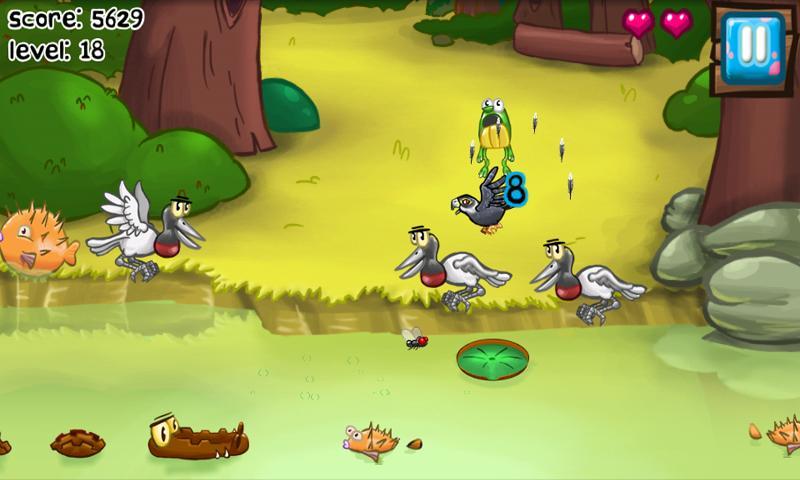 Swamp Adventure- screenshot