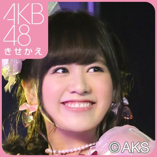 个人化のAKB48きせかえ(公式)佐藤すみれ-DT2013-1 LOGO-記事Game
