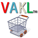 바클몰  (VAKLMALL) logo