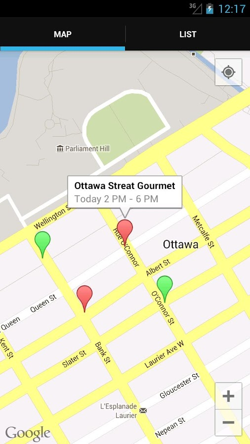 Street Food Ottawa- screenshot