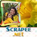 Scrapee - Photo Frames icon