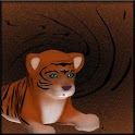 Tiger, Baby Free icon