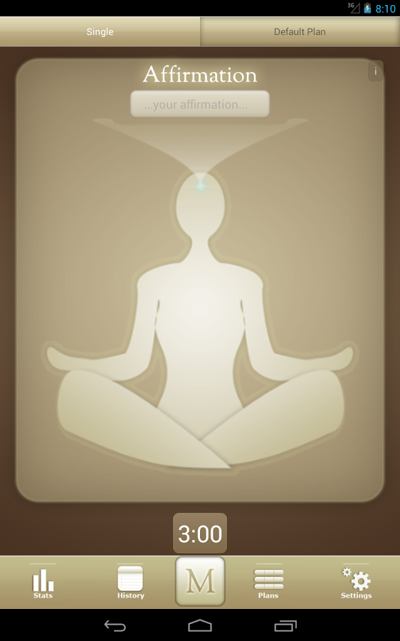 Meditate - Meditation Timer- screenshot