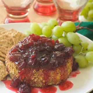 Gluten Free Cranberry Brie