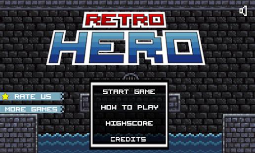 Retro-hero