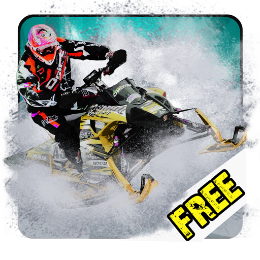 スノーモービル·レース2015 體育競技 App LOGO-APP試玩
