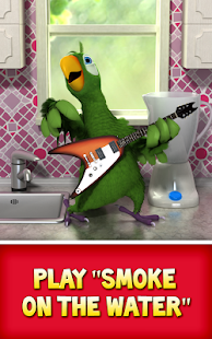 Talking Pierre the Parrot - screenshot thumbnail