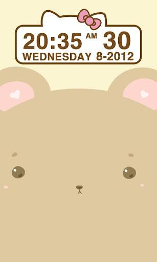 玩免費漫畫APP|下載장난 꾸러기 곰 바탕 화면 위젯 app不用錢|硬是要APP