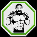 MMA Spartan:Workouts Free icon