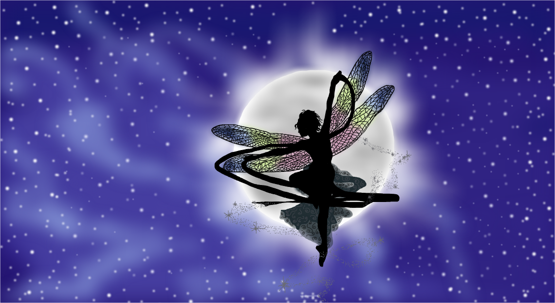 3 Online Chat >> Ballerina Fairy » drawings » SketchPort