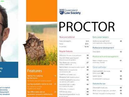 QLS Proctor - náhled