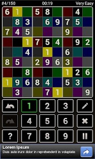 Andoku Sudoku 2 Free - náhled