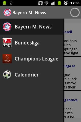 FC Bayern München News