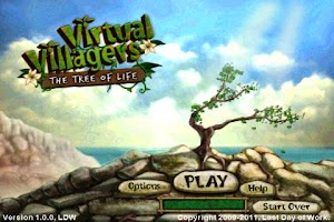Screenshot of Virtual Villagers 4