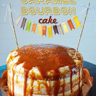 Farmhouse38 // Caramel Bourbon Cake