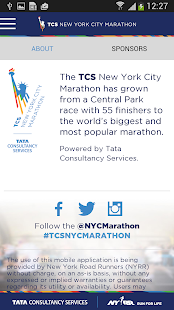 TCS NYC Marathon - screenshot thumbnail