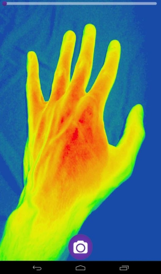 Thermal Camera HD Effect - Android Apps on Google Play