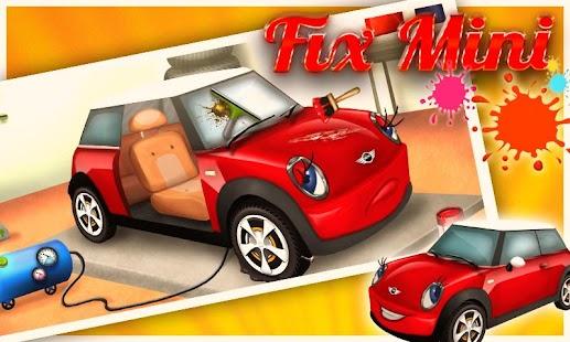 Repair Car - Mini Cooper