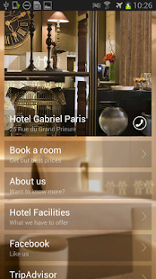 Hotel Gabriel - screenshot thumbnail