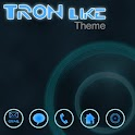Crazy Home Tron Like Theme