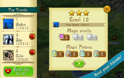 Bubble Witch Saga Screenshot 7