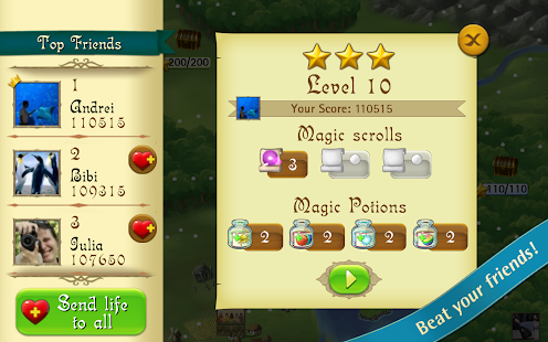 Bubble Witch Saga Screenshot 17