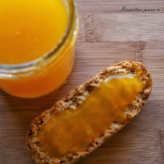 Mango and Tangerine Jelly.