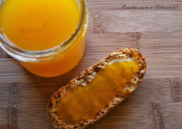Mango and Tangerine Jelly