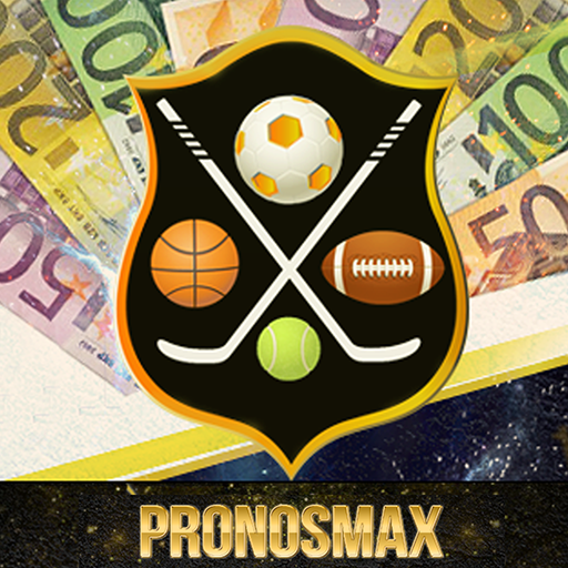 Pronosmax.fr 100% pronos Icon