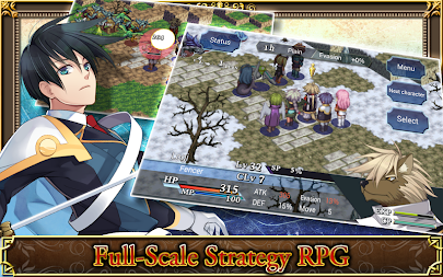 SRPG Legend of Ixtona APK screenshot thumbnail 11