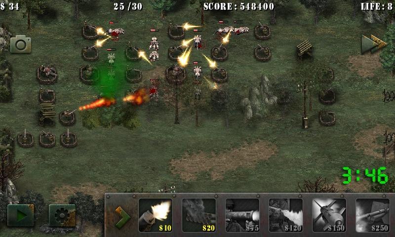Soldier of Glory Halloween Pro - screenshot