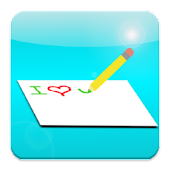 Write Draw Share Demo