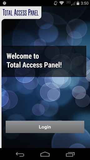 Total Access Panel