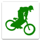 Bike Trace Free - GPS tracker icon