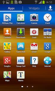 Goudy Sans FlipFont - screenshot thumbnail