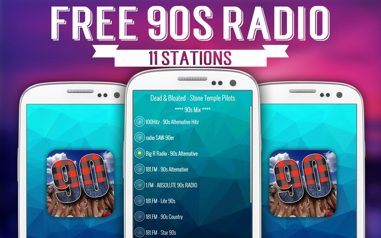 free 90s radio android apps on google play. Black Bedroom Furniture Sets. Home Design Ideas