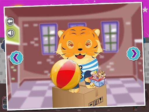 免費下載休閒APP タイガーヘアーサロン - 子供のゲーム app開箱文 APP開箱王