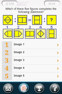 IQ Test - Calculate Your IQ- screenshot thumbnail