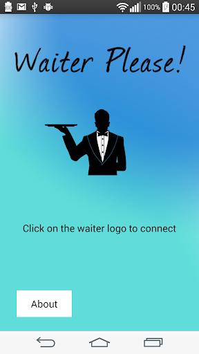 Waiter Please