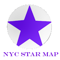 New York Star Map logo