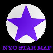 New York Star Map