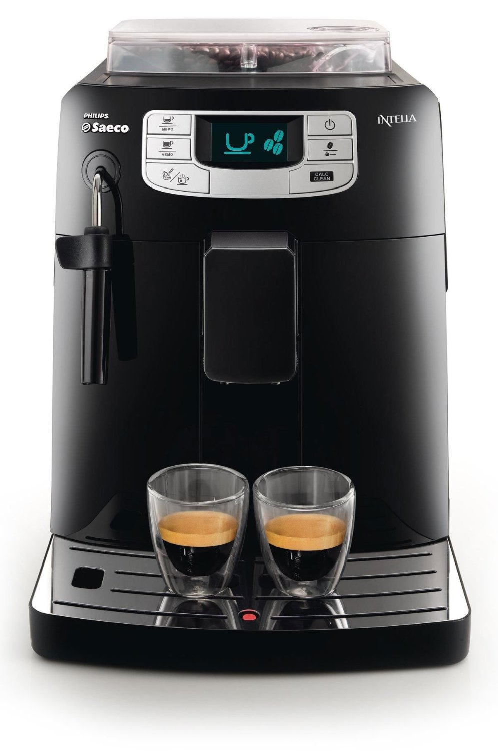 Cafetera Philips Saeco Intelia
