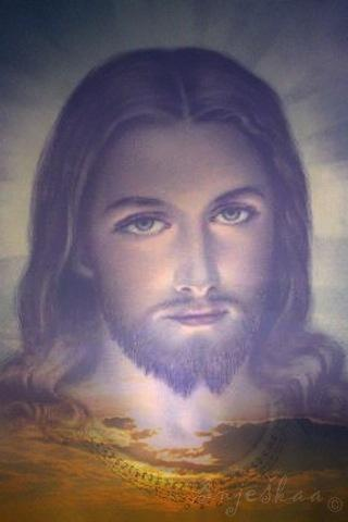 Jesus Christ Live Wallpaper HD - screenshot