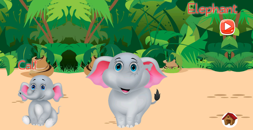 【免費教育App】Animals for Kids-APP點子