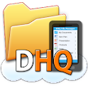 DriveHQ File Manager  (FTP) logo