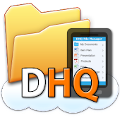 DriveHQ File Manager  (FTP)