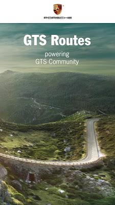 Porsche GTS Routes - screenshot