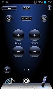 TEAC AVR Remote - screenshot thumbnail
