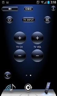 TEAC AVR Remote - screenshot thumbnail