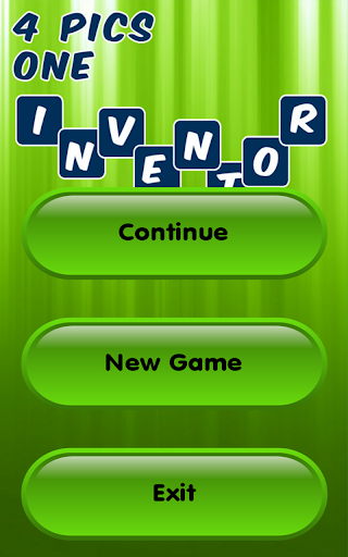 【免費拼字App】4 Pics 1 Word : Inventor-APP點子